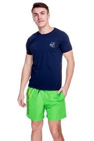 Мужские футболки синего цвета, 51529, код 51529, арт 799305-798305