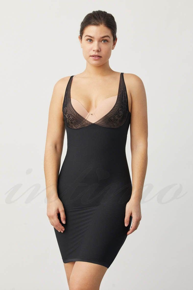 Коротке чорне плаття, 52295, код 52295, арт 19628