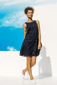 Трикотажна пляжна сукня, 53641, код 53641, арт 18017-P