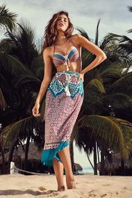 Пляжна сукня великого розміру, 54162, код 54162, арт VI9-042