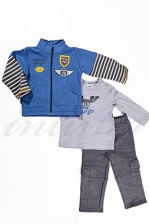 Комплект: куртка, джемпер и брюки OHM&EMMY, Таиланд 3530 фото