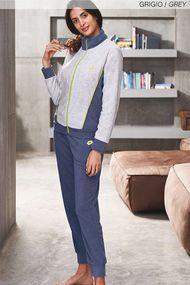 Жіночі флісові піжами, 57006, код 57006, арт LA3018