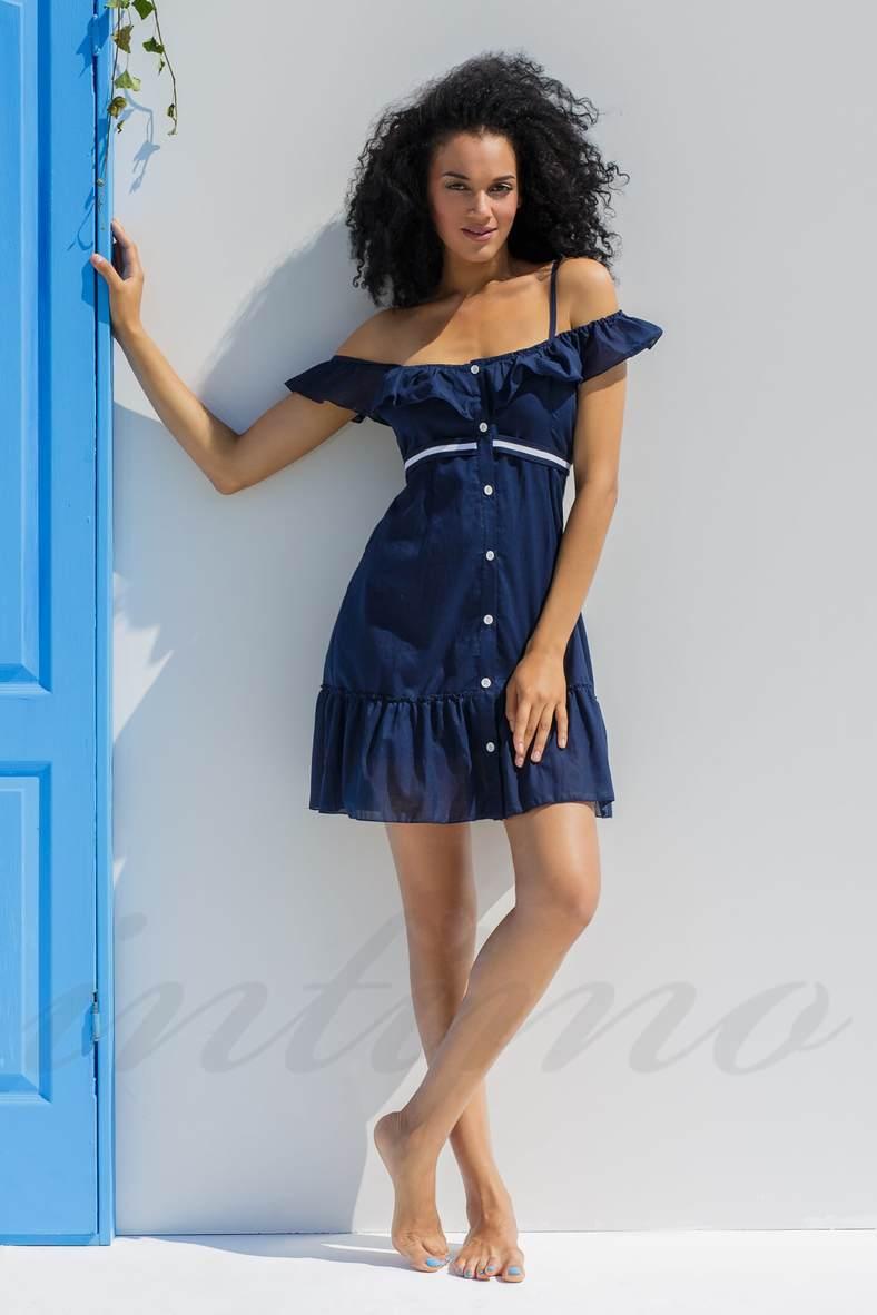Пляжные платья из хлопка, 57446, код 57446, арт 19011-Р