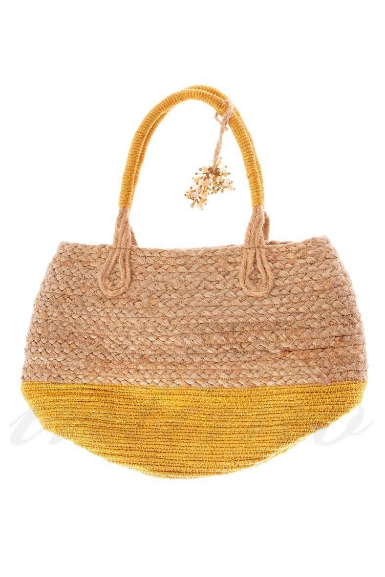 Пляжна вязана сумка, 58365, код 58365, арт IC20-B01