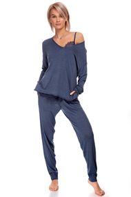 Жіночі піжами великих розмірів, 61732, код 61732, арт GV-10007