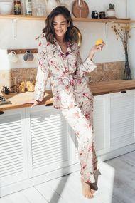 Атласные пижамы, 62684, код 62684, арт GV-100022