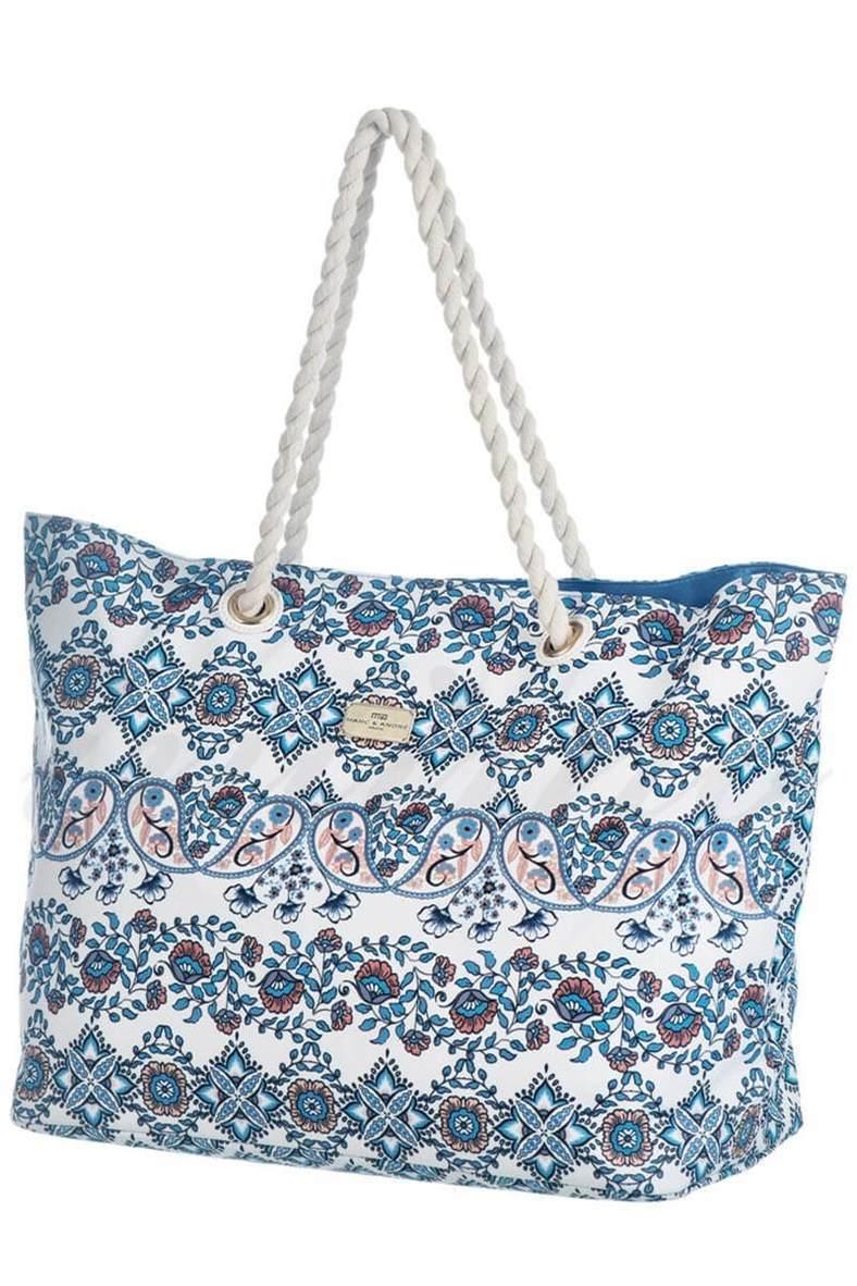Пляжна сумка з принтом, 62823, код 62823, арт BA20-03