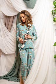 Фиолетовая пижама, 63395, код 63395, арт Sil-027