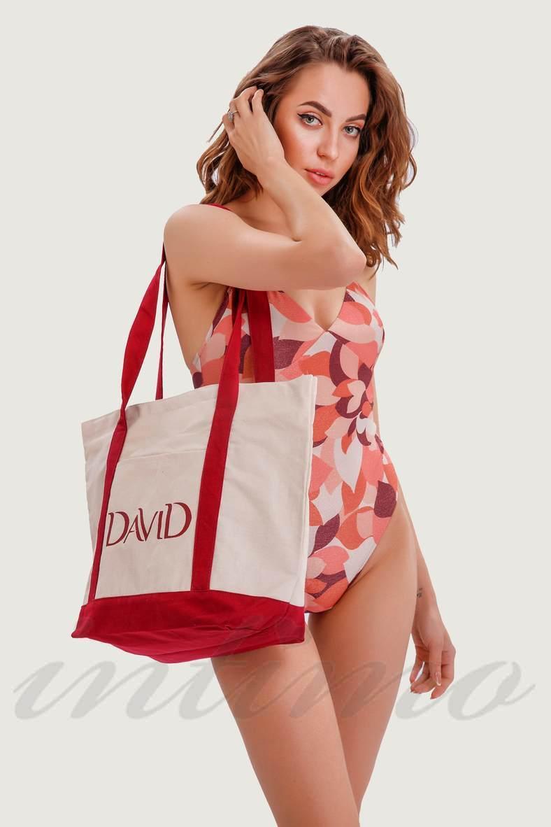 Пляжна сумка з принтом, 63702, код 63702, арт DB21