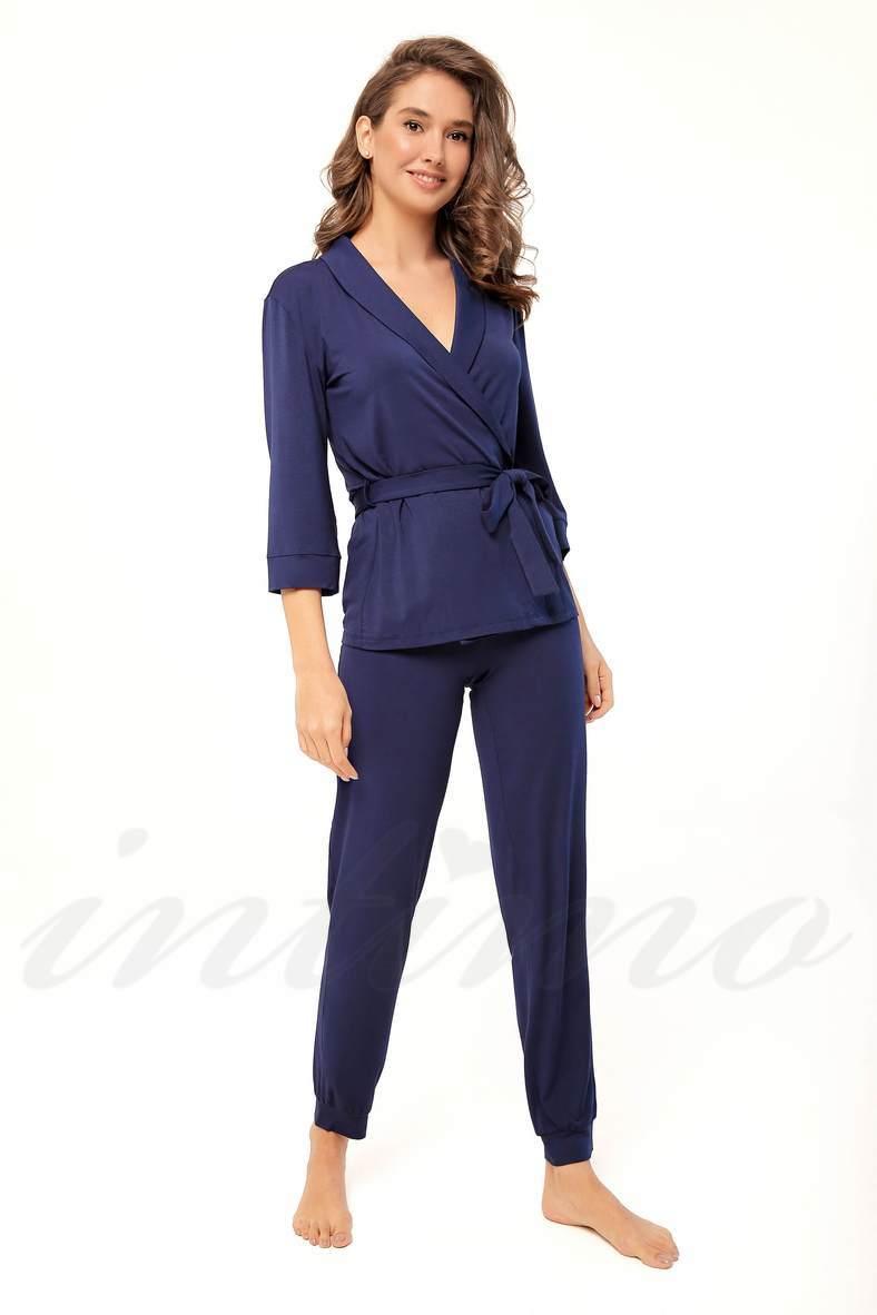 Жіночі піжами трикотаж, 63753, код 63753, арт 8160-6217-4