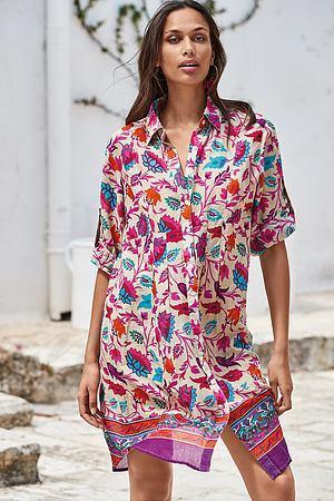 Платье-рубашка Iconique, Италия IC21-057 фото