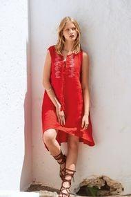 Лляні сукні, туніки, халати, 63862, код 63862, арт IC21-060