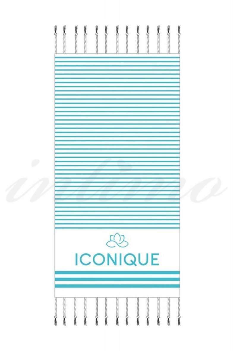 Пляжний рушник-покривало, 63886, код 63886, арт IC21-Towel