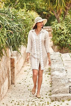 Платье-рубашка Iconique, Италия IC21-032 фото