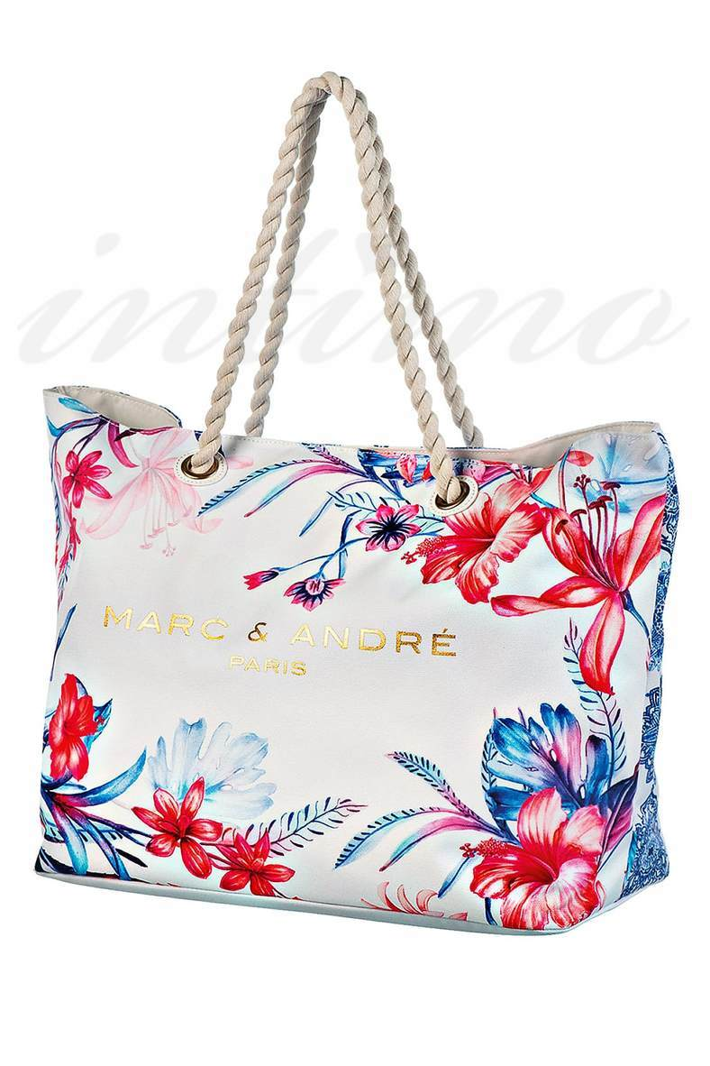 Пляжна сумка з принтом, 65001, код 65001, арт BA20-04