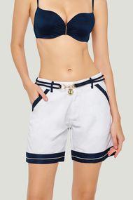 Белые брюки, шорты, комбинезоны, 65097, код 65097, арт LS16-07