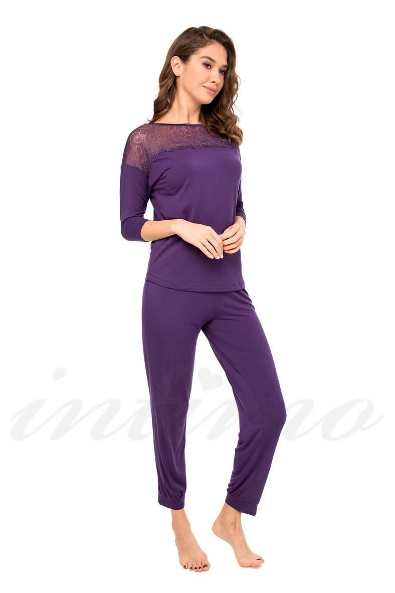 Жіночі піжами трикотаж, 66188, код 66188, арт 7027-6278-2/6226