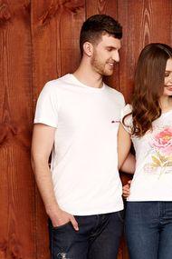Белые футболки, 66420, код 66420, арт 6161-2