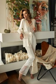 Біла піжама, 66879, код 66879, арт GV-100049