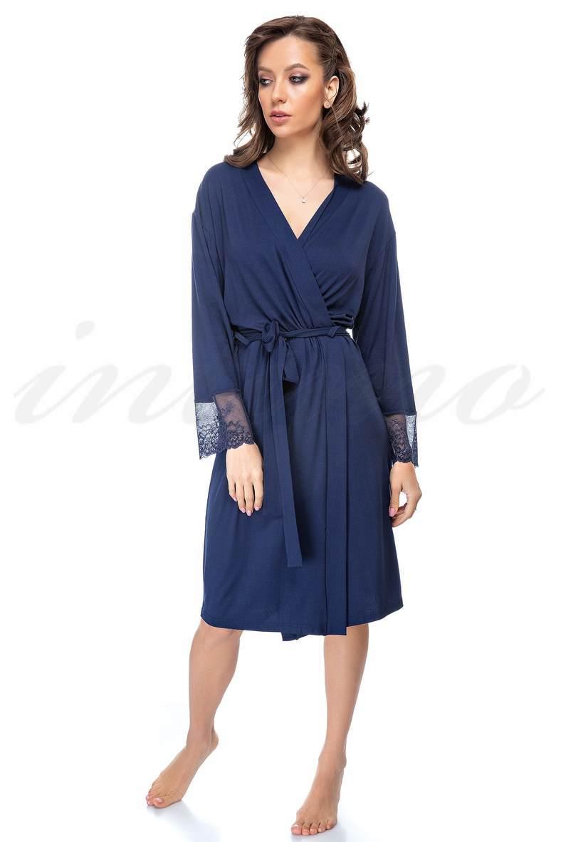 Синій халат, 68091, код 68091, арт F50060-4