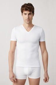 Однотонная футболка, 68352, код 68352, арт 70100