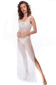 Пляжное платье в полоску, 69235, код 69235, арт 9-1491