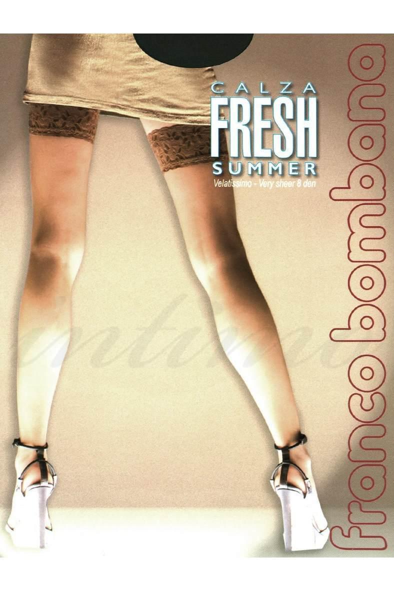 Ажурные чулки, 69633, код 69633, арт Fresh summer