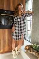 Платье-рубашка Massana 69796