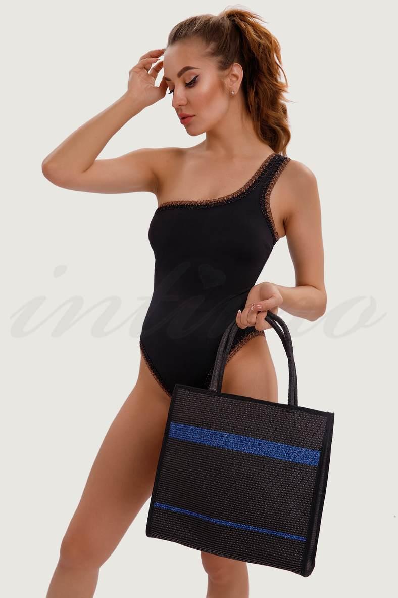 Силіконова пляжна сумка, 70638, код 70638, арт Ingrid