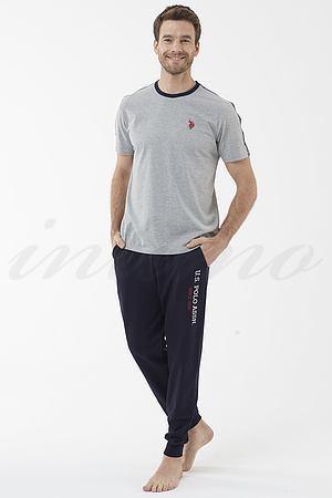 Комплект: футболка и брюки U.S. Polo ASSN, США 18400 фото