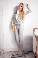 Комплект: блуза и брюки