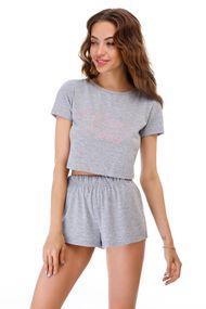 Трикотажные пижамы женские, 71358, код 71358, арт F60093