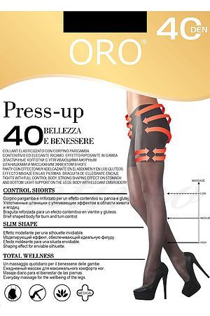 Колготки, 40 den ORO, Италия Press-up-40B фото