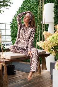 Льняная пижама, 71636, код 71636, арт GV-21014