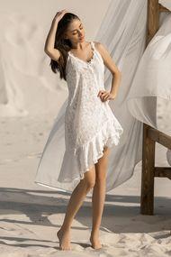 Пляжное платье в полоску, 71652, код 71652, арт 20169-Р