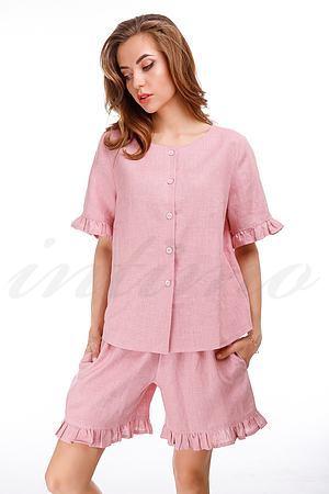 Комплект: блуза и шорты Silence, Украина Sil-108 фото