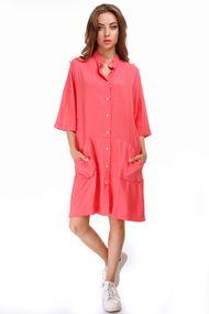 Сукні, туніки, халати з кишенями, 71685, код 71685, арт Sil-106S