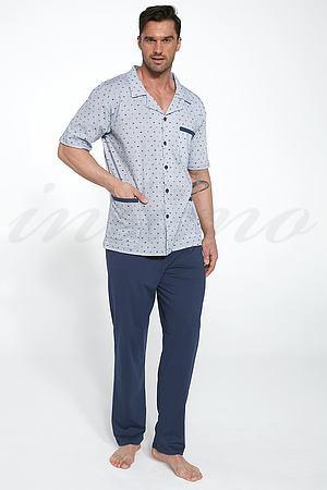 Комплект: рубашка и брюки Cornette, Польша 318-21 3-5XL фото