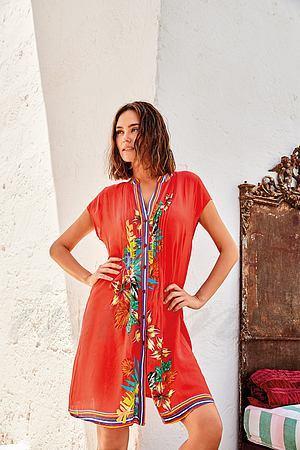 Товар с дефектом: платье David, Италия DB21-077-6 фото