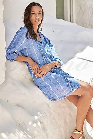 Товар с дефектом: платье-рубашка Iconique, Италия IC21-068-1 фото