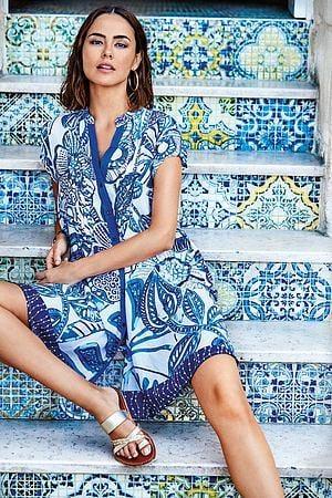 Товар с дефектом: платье David, Италия DB21-033-2 фото