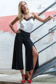 Черные брюки, шорты, комбинезоны, 72031, код 72031, арт 4177