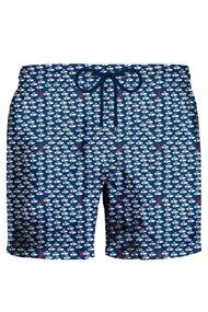 Мужские пляжные шорты с рисунком, 72039, код 72039, арт 98384