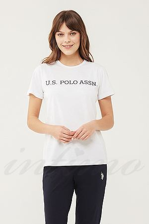 Футболка U.S. Polo ASSN, США 16595 фото