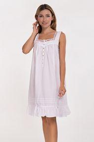 Женская белая сорочка, 72994, код 72994, арт GV-00057