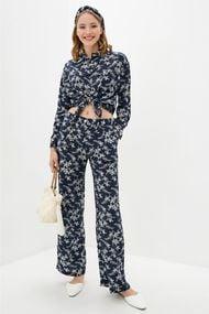 Льняная пижама, 72995, код 72995, арт GV-21036