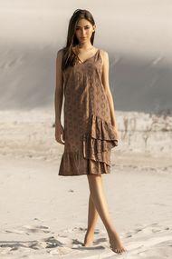 Хлопковые платья на лето, 73027, код 73027, арт 20140-P