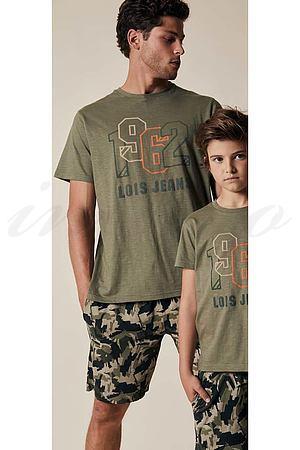 Комплект: футболка і шорти Lois, Іспанія 55378 фото