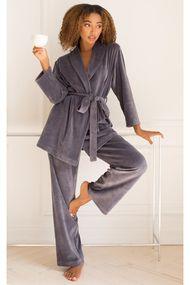 Комплект: халат и брюки, код 74504, арт GV-21051