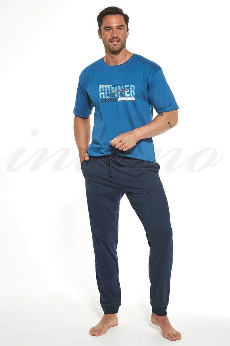Комплект: футболка и брюки, код 74526, арт 462-21
